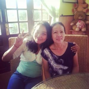 My host in Binh Thuan (Zoey's mom)