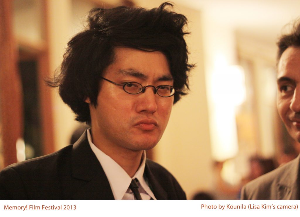 Davy Chou, the man who truly loves films