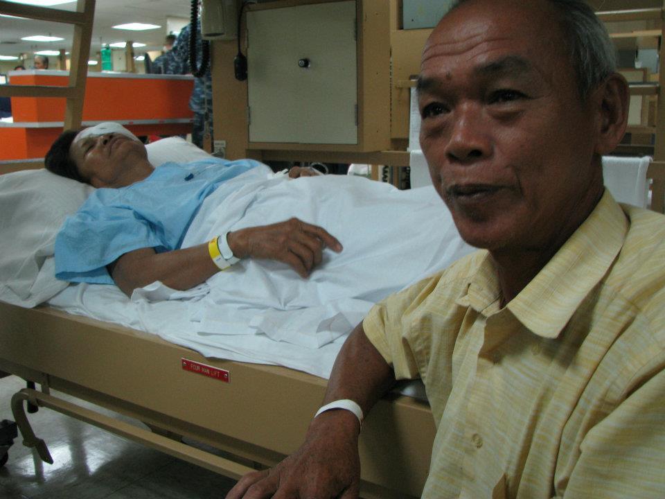 usns patient